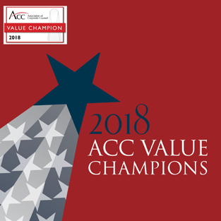 2018 Acc Value Champions