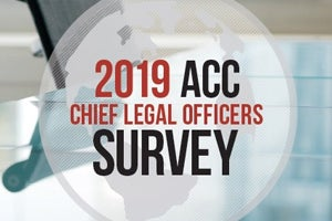 2019 ACC Chief Legal Officers Survey