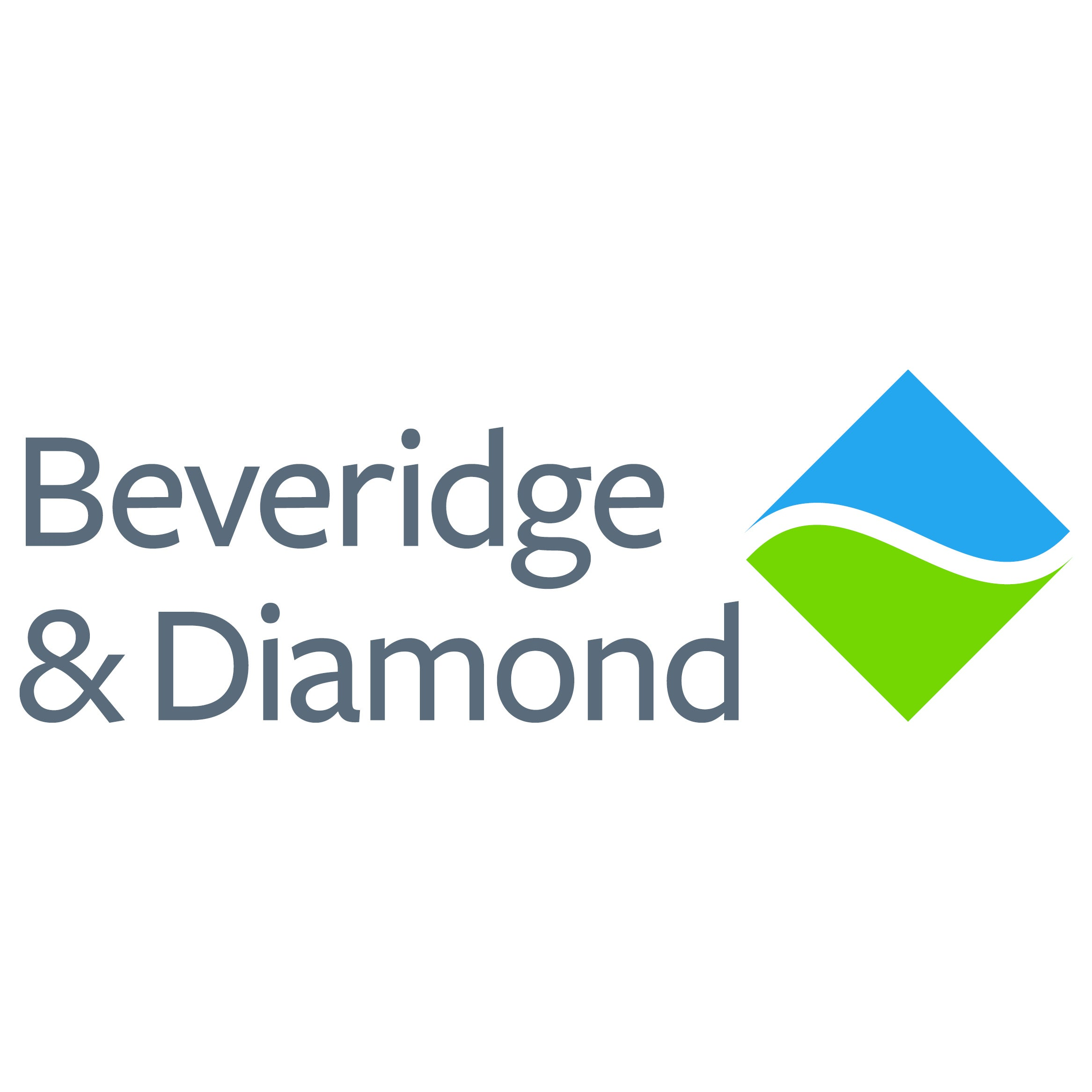 Beveridge & Diamond Ad 560x560