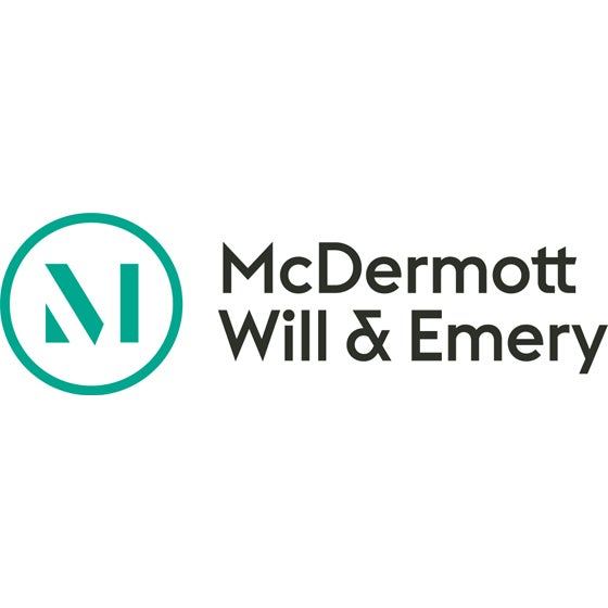 NE's McDermott Will & Emery 2019 560x560 Sponsor Ad