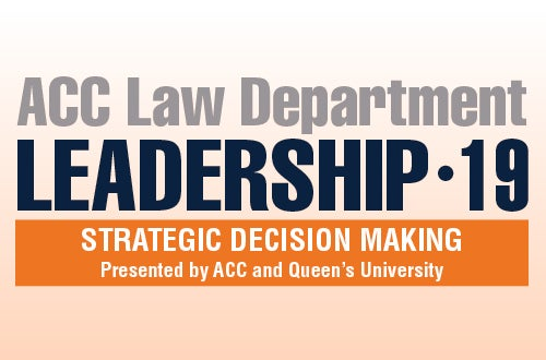 ACC Law Department Leadership