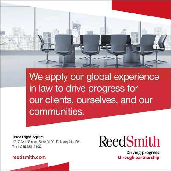 ACCGP's Reed Smith 560x560 Sponsor Ad