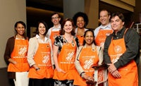 Home Depot Group Photo