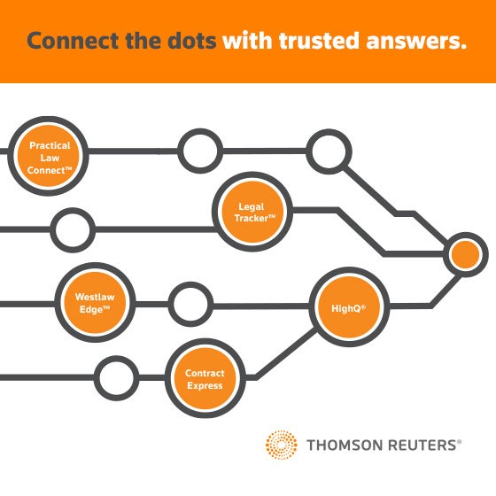 Thomson Reuters banner ad