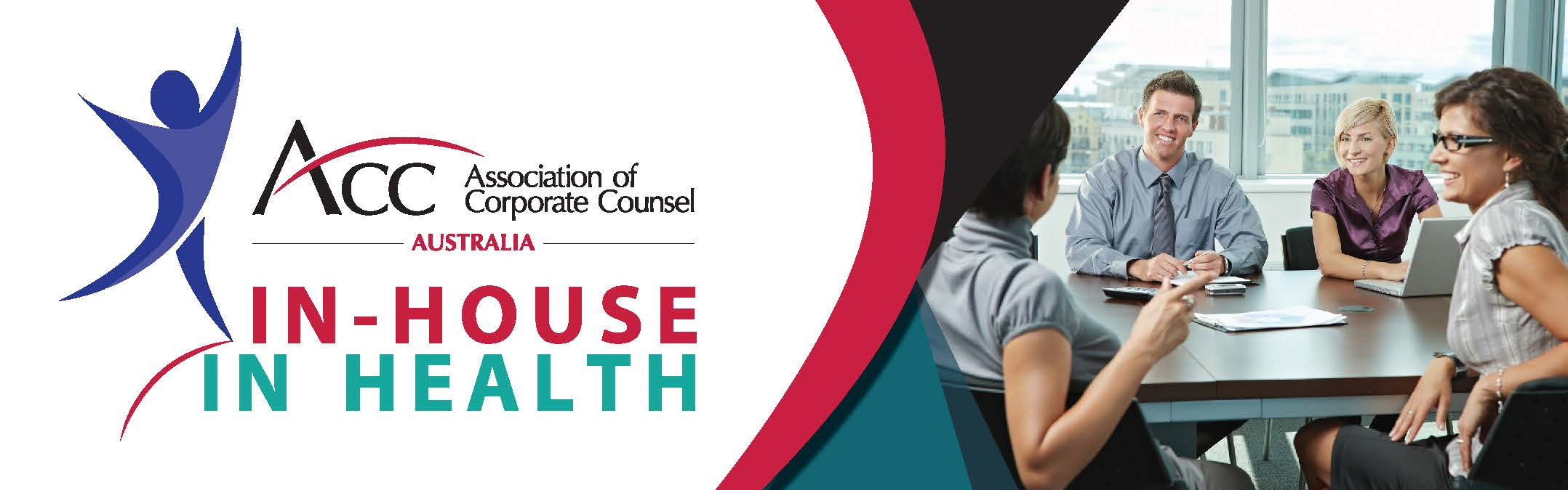 In-house In health logo