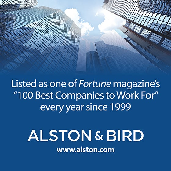 Alston & Bird 2020 SoCal Sponsor Ad - 560x560