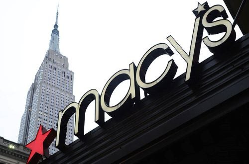 image of macy's sign