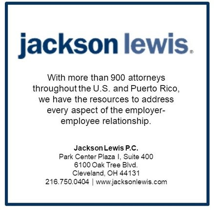 Jackson Lewis banner ad