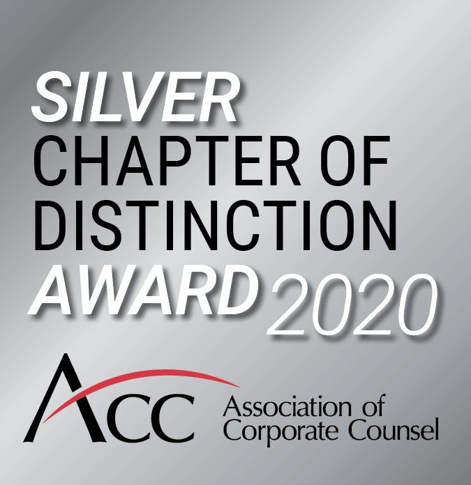 Chapter of Distinction Silver