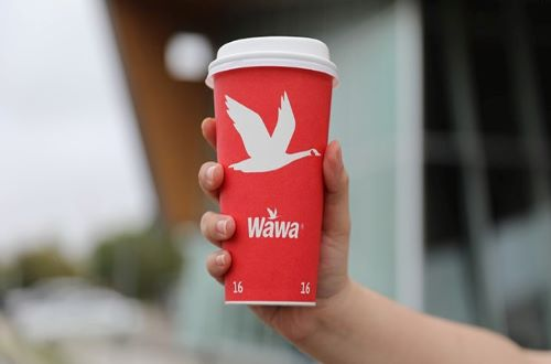 image of Wawa coffee cup