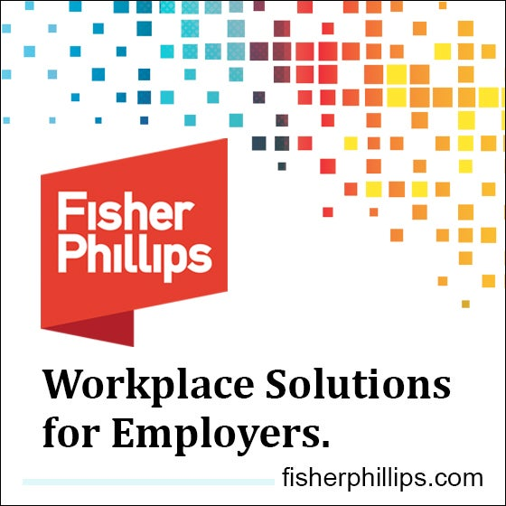 Fisher & Phillips 2021 SoCal Sponsor Ad - 560x560