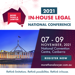 In-house Legal National Conference