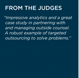 2019 Value Champion Rabobank Judges Quote