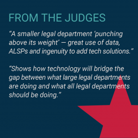 2020 Value Champion Fir Tree Partners Judges Quote